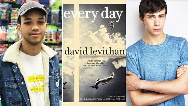 the love of a and rhiannon in the novel every day by david levithan By david levithan  it's all fine until the morning that a wakes up in the body of  justin and meets justin's  book #1 in every day series  i love this guy – i  mean the author – he is so smart and open  justin is not a good person and he  is not good for/to rhiannon, but wouldn't a want to be justin for the rest of his life.