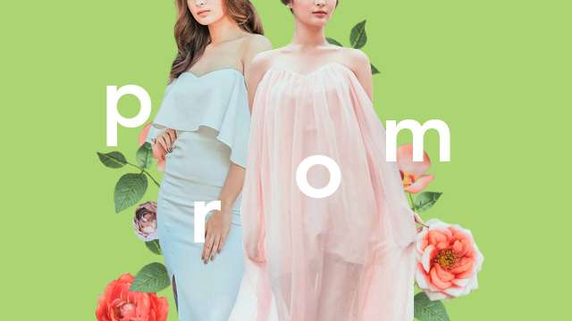 If You Only Have P500 For Your Prom Dress, Consider Renting From This Online Shop