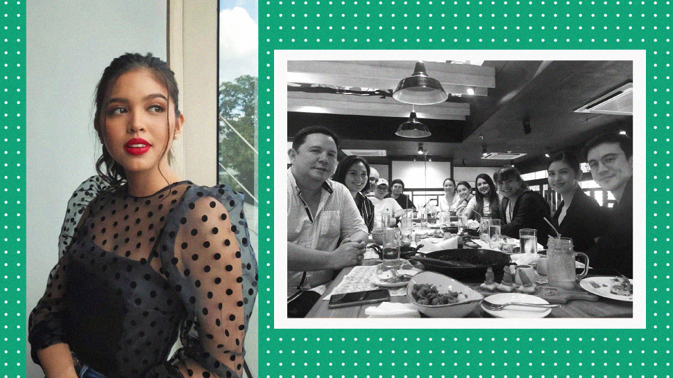 Some Netizens Are Convinced Maine Was Edited Into the Atayde Family Dinner Pics
