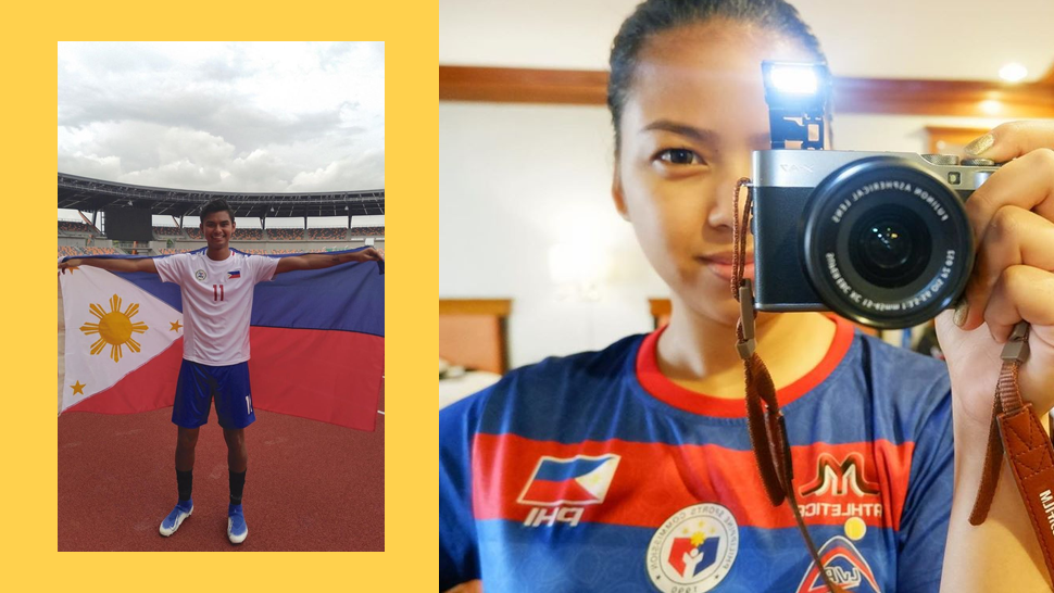 5 Student-Athletes Repping The PH In The SEA Games 2019