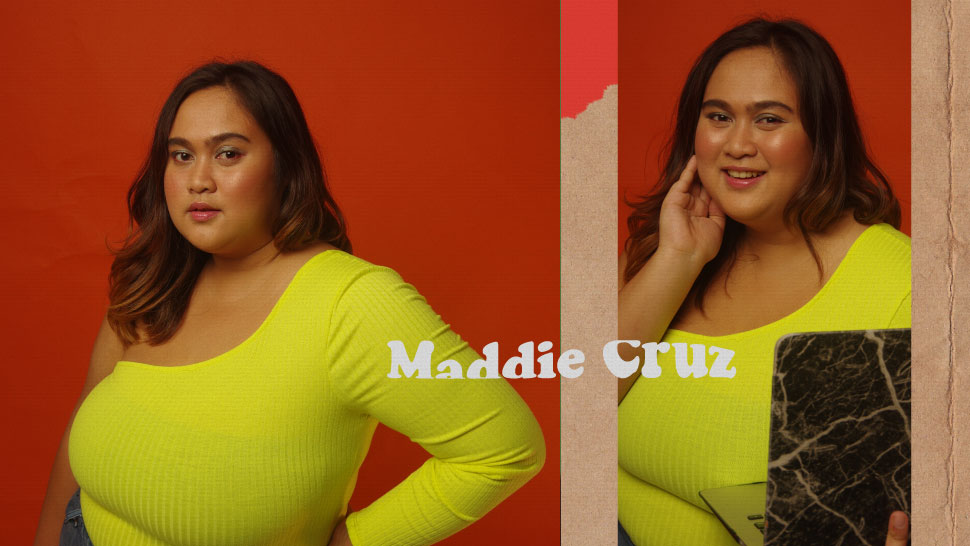 Candy Rookie Maddie Cruz Is All About Empowering This Generation
