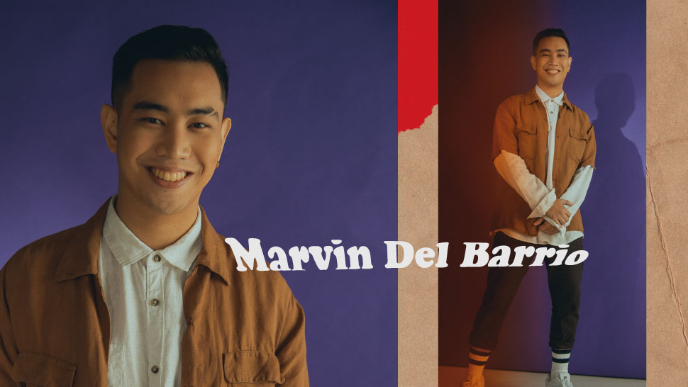 Candy Rookie Marvin Del Barrio Is Ready To Be Under The Spotlight