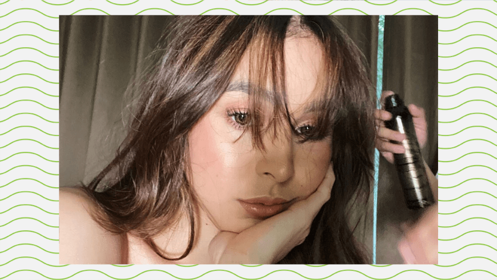 Julia Barretto's New Look Will Convince You To Get Bangs In 2020