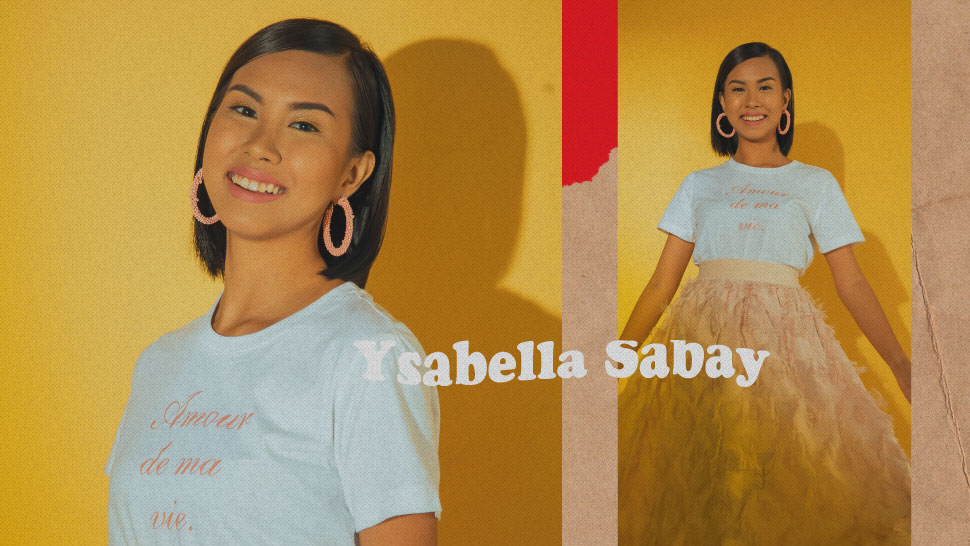Candy Rookie Ysabella Sabay Hopes To Challenge Society's Definition Of Beauty