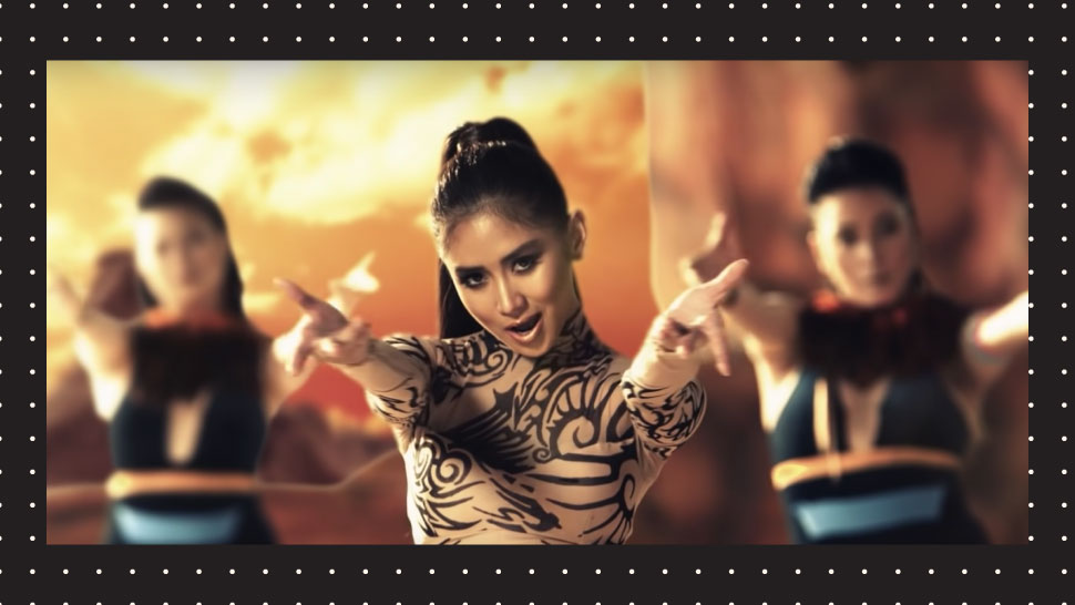 OMG, Sarah Geronimo And G-Force Hint At