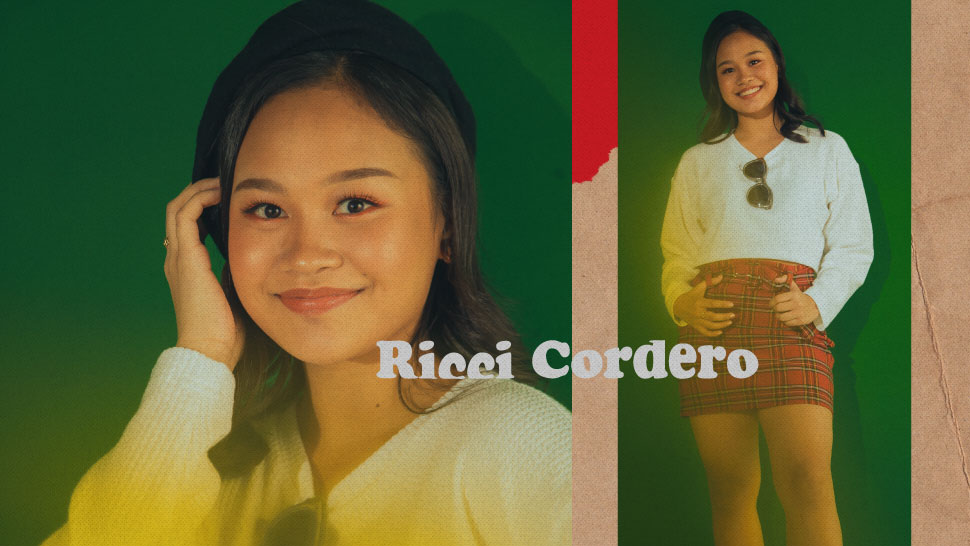 Candy Rookie Ricci Cordero Is Here To Use Her Voice And Inspire The Youth