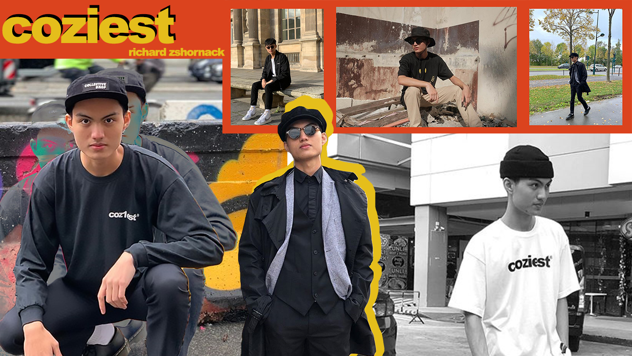 18-Year-Old STEM Student Started A Streetwear Line That Now Has Over 10K FB Followers