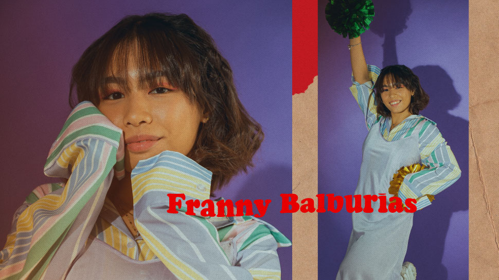 Candy Rookie Franny Balburias Proves You Shouldn't Limit Yourself To One Path