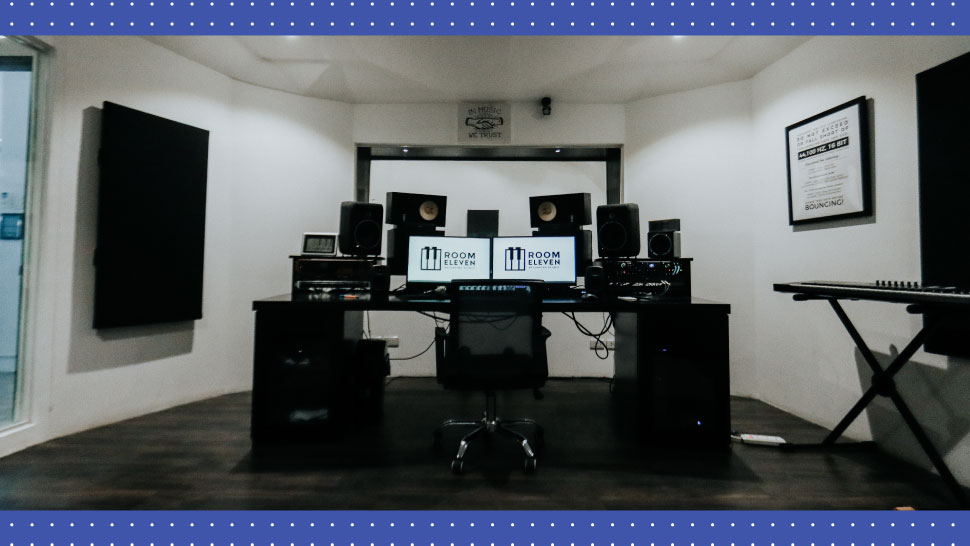 Here's How Much It Costs To Rent These 4 Recording Studios In Cebu