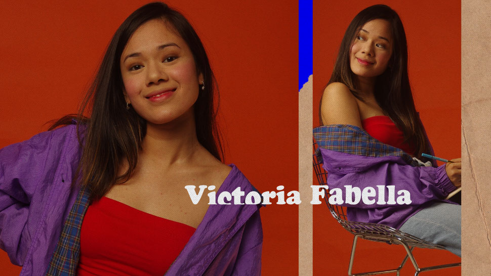 Candy Rookie Victoria Fabella Is Born To Be An Artist