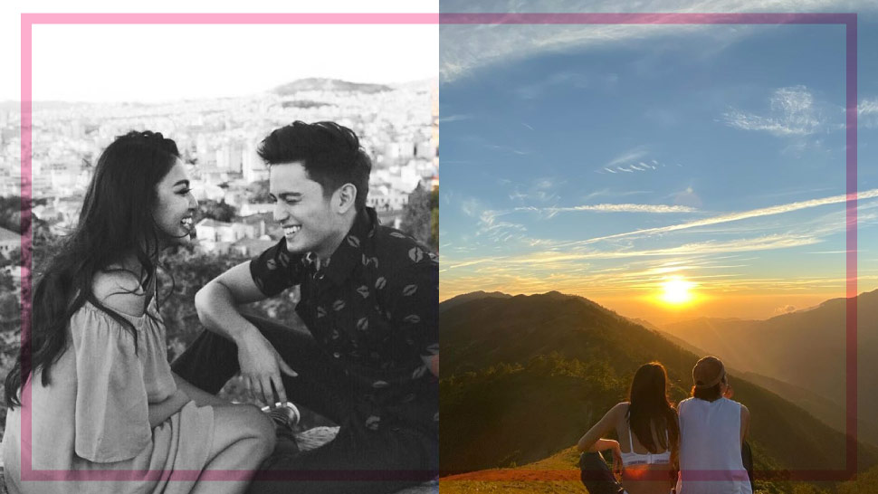 A Look Back On James And Nadine's Relationship From 2015-2020