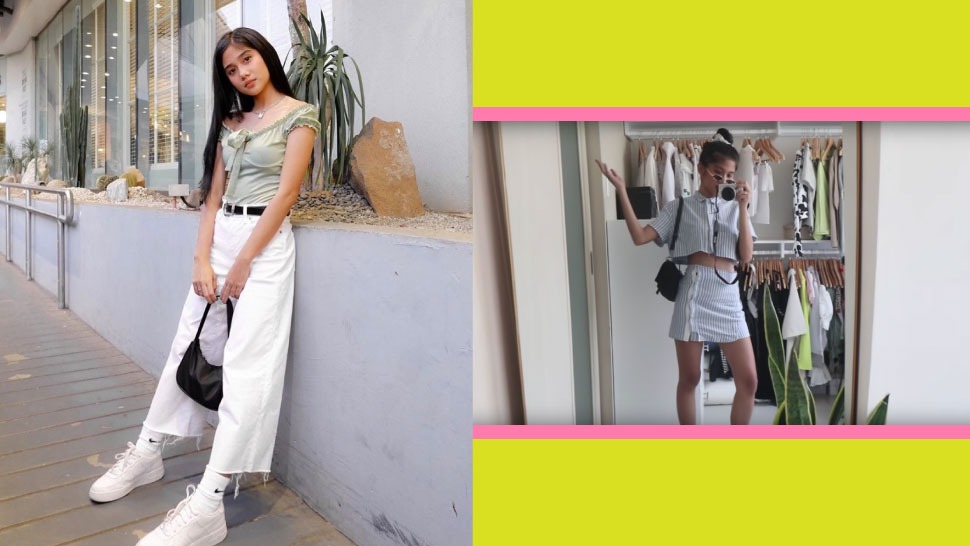 This YouTuber Turned Her Ukay-Ukay Finds Into New Outfits And They Look SO Good