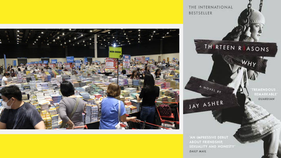 Get Your Copy of '13 Reasons Why,' 'Percy Jackson' For Less At This Massive 24-Hour Book Sale