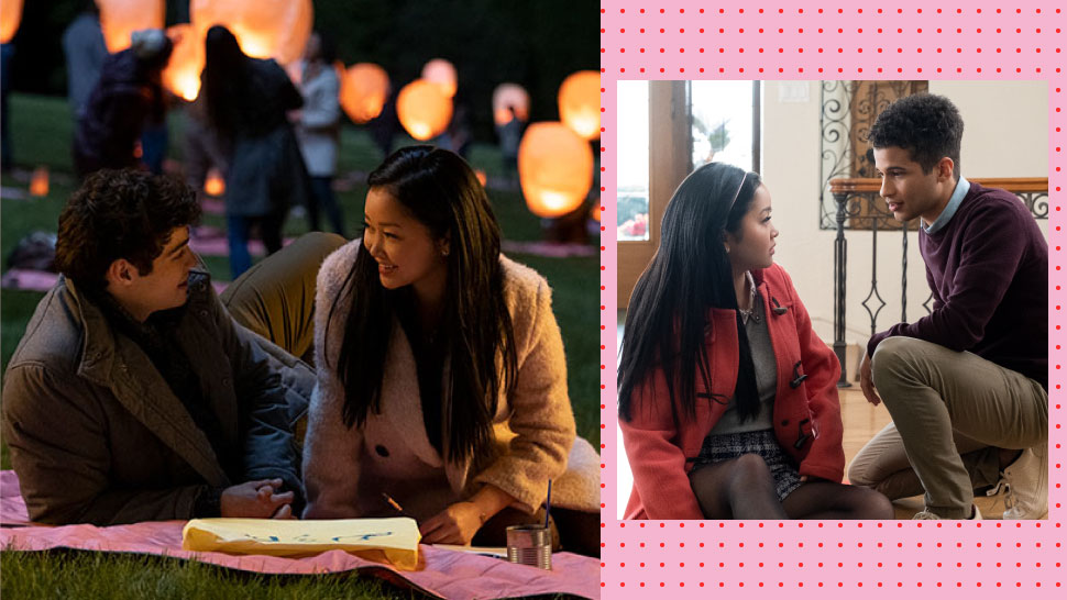 Lana Condor, Noah Centineo On How Past Heartbreak Helped Them Film 'TATB: P.S. I Still Love You'
