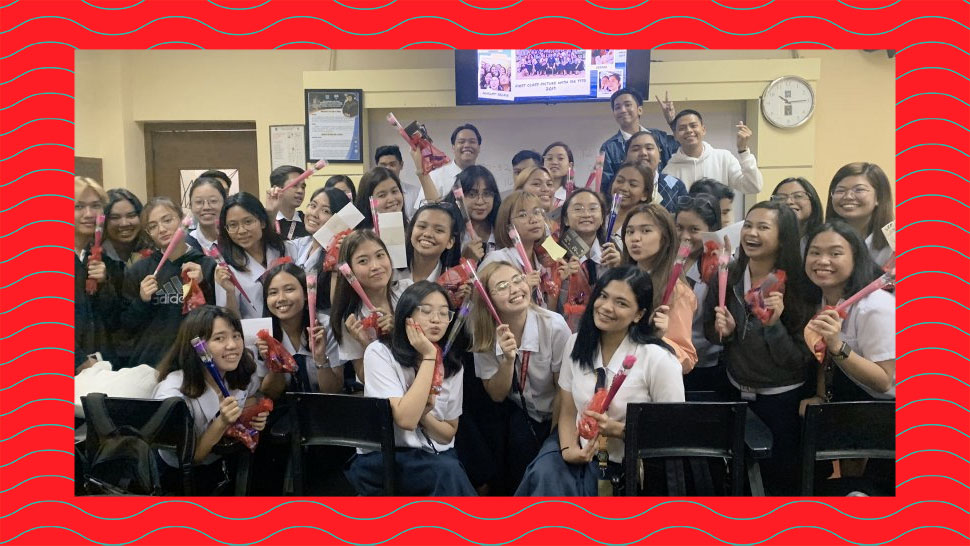 Effort! These Freshmen Faked A Twitter War Just To Stage A V-Day Surprise For Their Blockmates