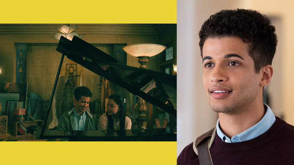 Jordan Fisher Totally Improvised That Piano Piece He Played In 'TATB: P.S. I Still Love You'