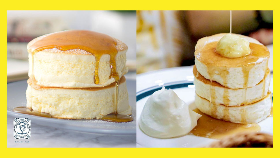 7 Places Where You Can Get Souffle Pancakes In Manila