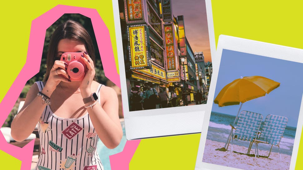 Fujifilm Is Releasing a More Compact Instax Camera Very Soon