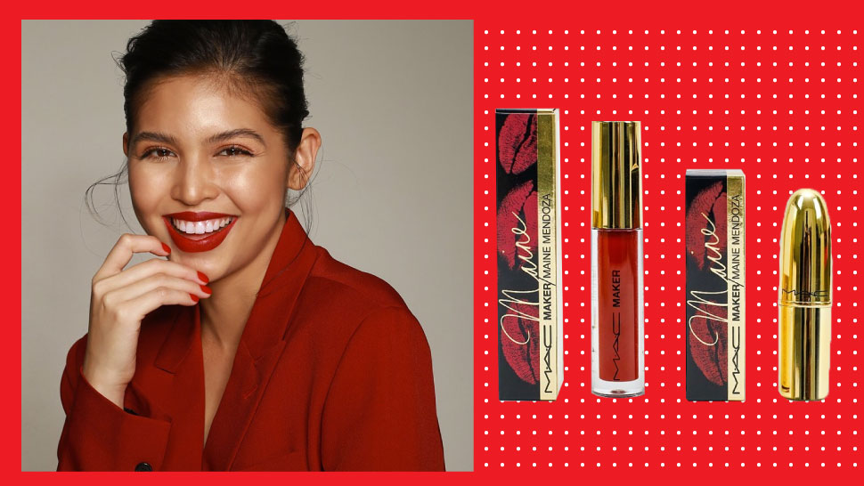 Maine Mendoza's Newest MAC Lippies Look So Flattering On Different Skin Tones