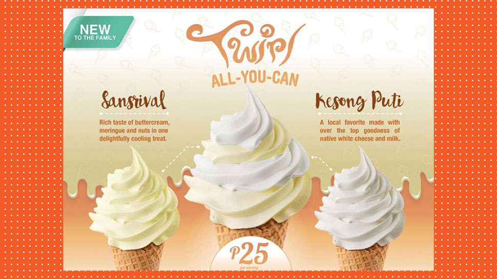 This Convenience Store Has Sans Rival-Flavored Ice Cream For Only P25