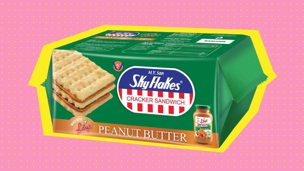 Limited Edition: Where To Get The NEW SkyFlakes Filled With Lily's Peanut Butter