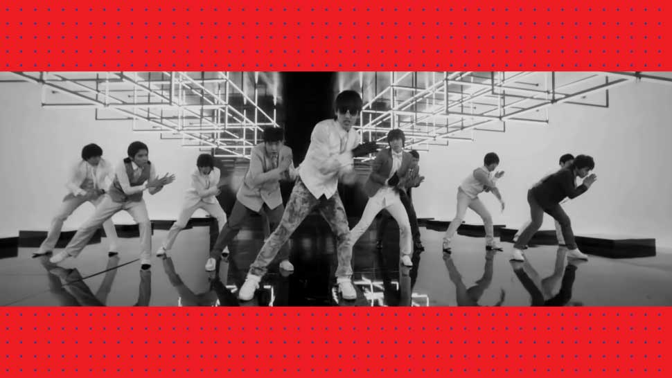 This Fun Video Turns Super Junior's 'Sorry, Sorry' Into An Informative COVID-19 MV