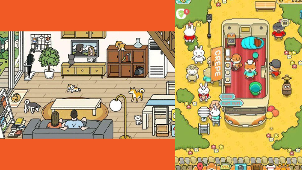 10 Mobile Games With ~Adorable~ Graphics For When You Need To De-Stress