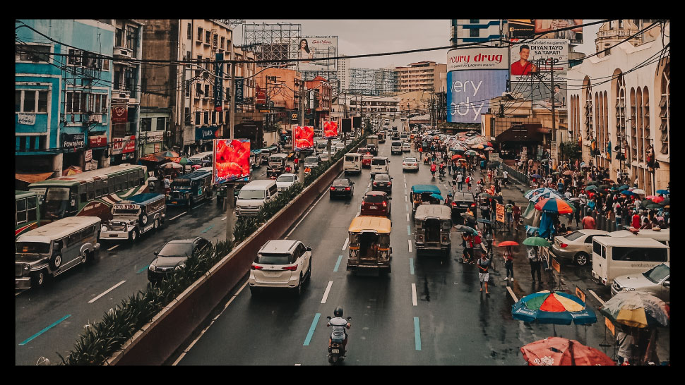 Here's How You Can Commute In And Out Of Metro Manila During Community Quarantine