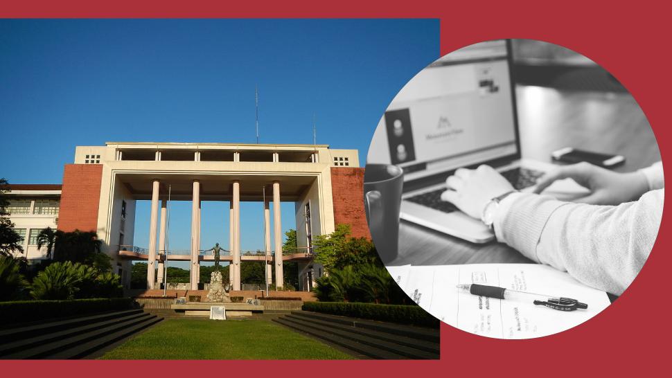UP Campuses Suspend Online Classes During Enhanced Community Quarantine