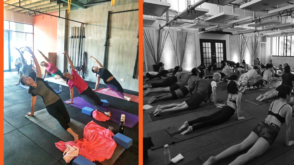 This Popular Yoga Studio Is Doing Facebook Live Classes For Free