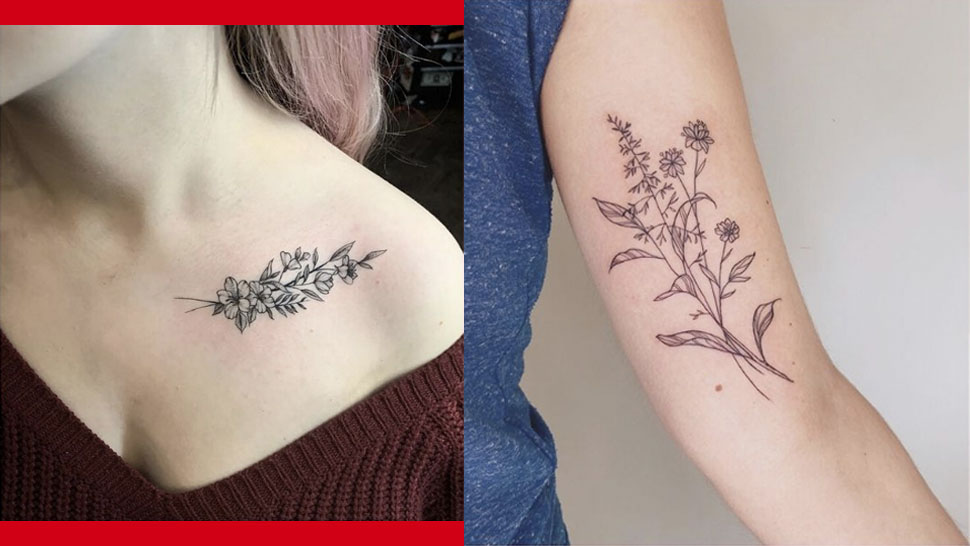 These Are The Most Popular Placements For Your First Tattoo
