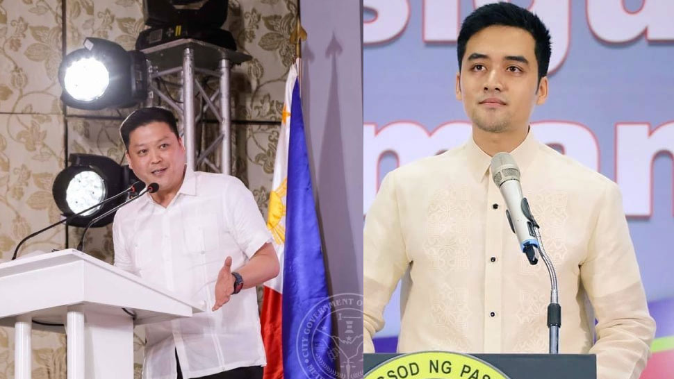 Valenzuela Mayor Rex Gatchalian To Pasig's Vico Sotto: