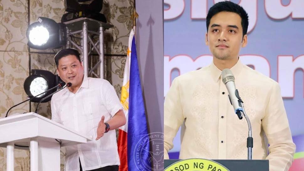 Valenzuela Mayor Rex Gatchalian To Pasig's Vico Sotto:
