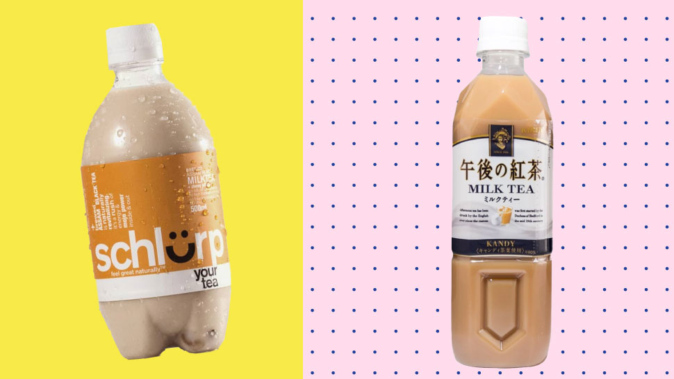 Bottled Milk Tea Drinks You Can Buy In Groceries And Convenience Stores