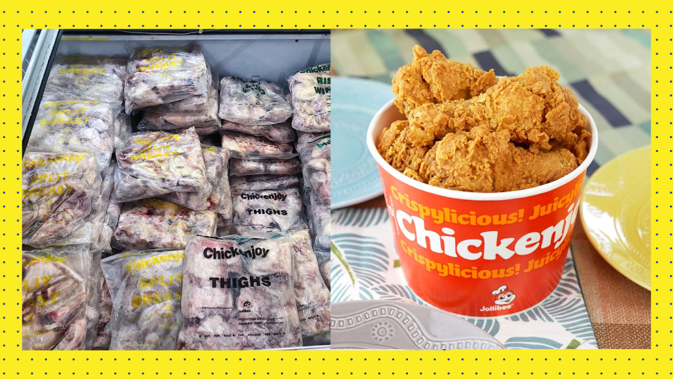 You Can Now Buy Frozen Jollibee Chickenjoy In Robinsons Supermarkets!