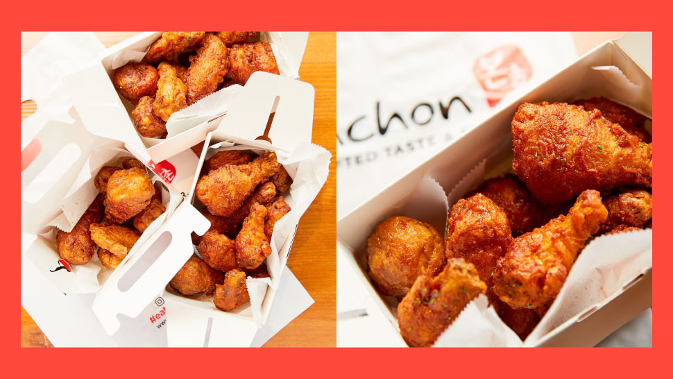 These Ready-To-Cook Bonchon Meals Are Available For Pick-Up In 16 Locations
