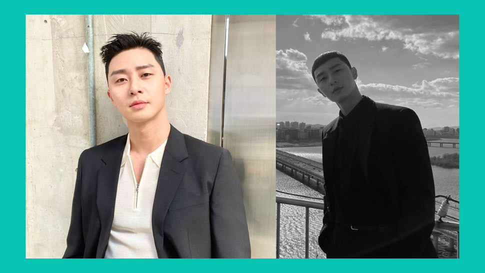 6 Cool Hairstyles From Park Seo Joon For Your Next Hair Inspo