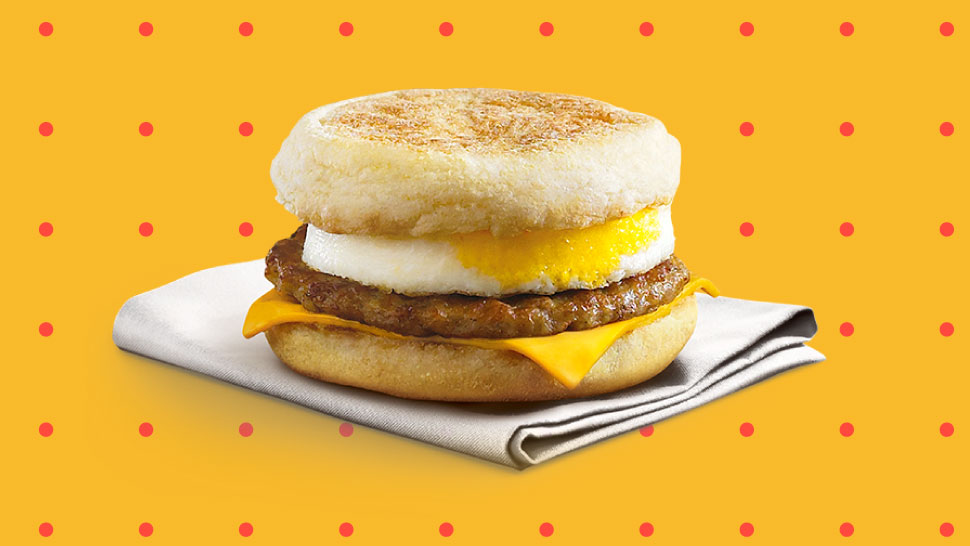 McDonald's Posts Their Sausage McMuffin With Egg Recipe For All You Quarantine Cooks
