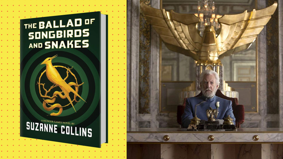 Everything We Know About The Hunger Games Prequel Coming Out In May 2020