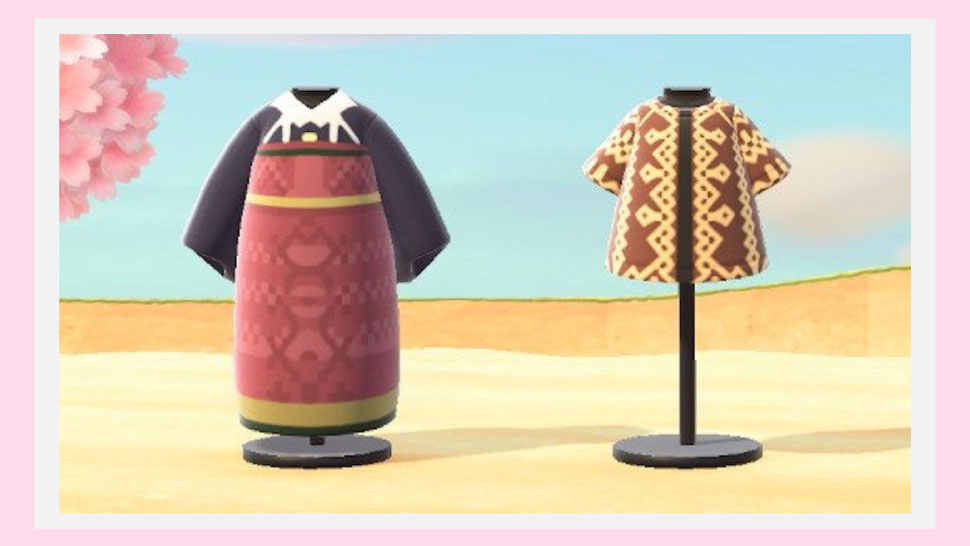 The Ayala Museum Released Animal Crossing Outfit Codes Inspired By Philippine Textiles