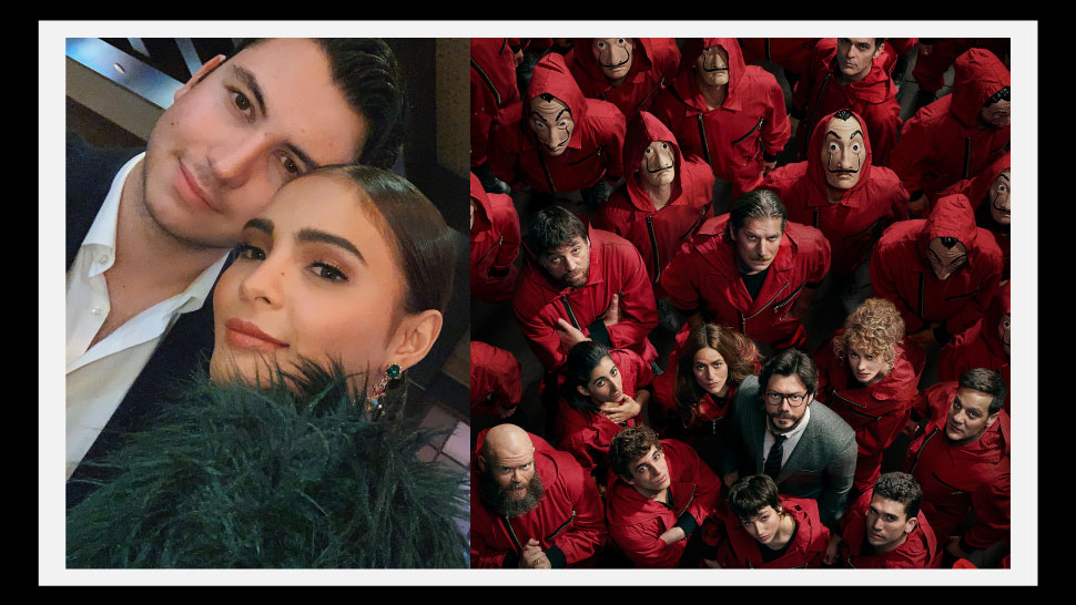 Lovi Poe's BF Got This 'Money Heist' Actor To Record A Video For Her!