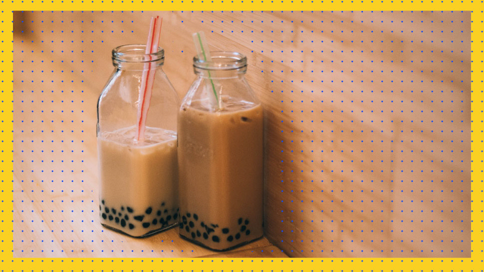 Here's An Easy Recipe Kung Miss Mo Na Mag Brown Sugar Milk Tea