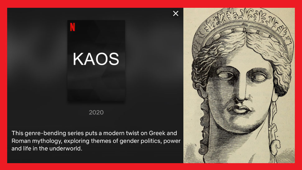 What We Know About 'Kaos,' The New Netflix Series About Greek Mythology