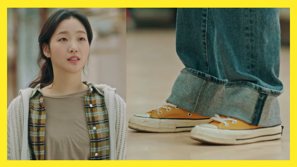 All The Converse Sneakers Kim Go Eun Wore In