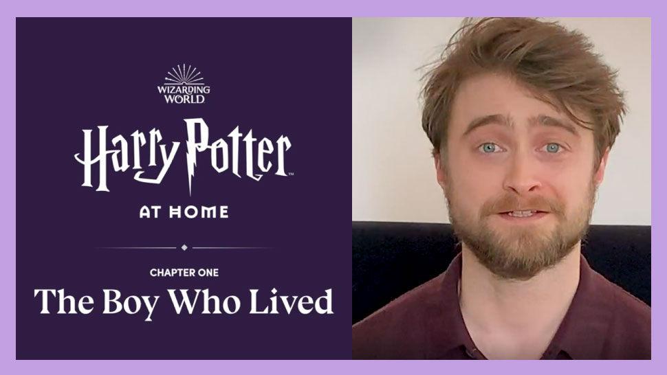 Listen To Daniel Radcliffe, Eddie Redmayne, And Other Stars Read The First Harry Potter Book!