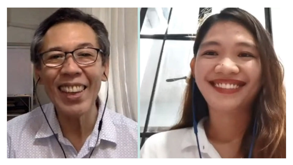 2019 Bar Topnotcher Opens Up To Chel Diokno About Past Setbacks Outside School