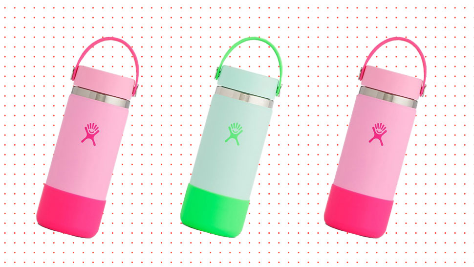 Here's Where You Can Get Hydro Flask's Pastel Tumblers With Pops Of Neon
