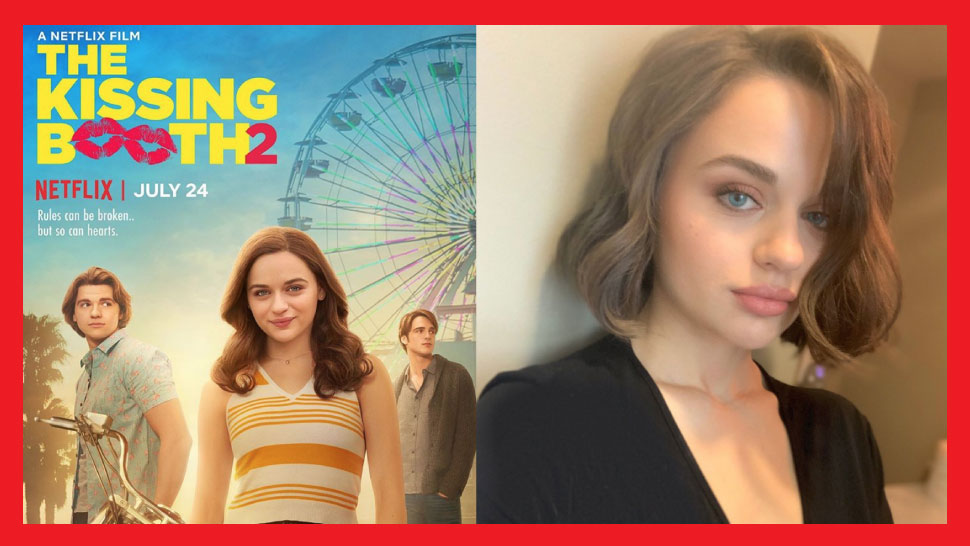 Joey King Just Dropped 'The Kissing Booth 2' Release Date + Deleted Scenes Via Livestream
