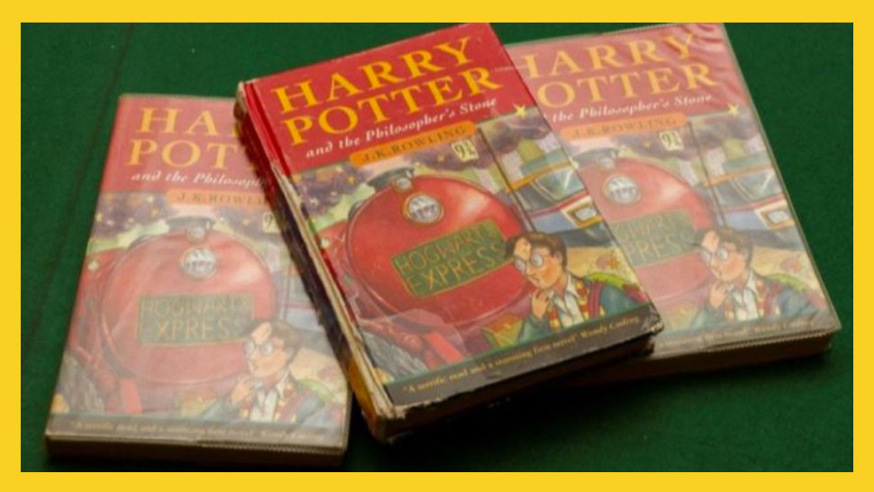 This Rare Harry Potter Book Found In Dumpster Sells For P2 Million