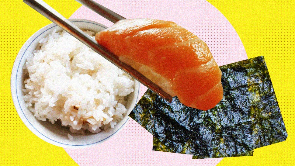 All The Tips + Ingredients You Need To Make Your Own Sushi Bake